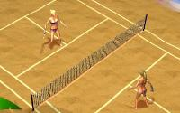 Topless 3D Tennis